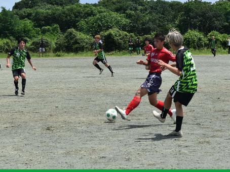 7月7日(土)高円宮杯 JFA U-18 W2-B VS朝霞西Ⅱ 試合結果