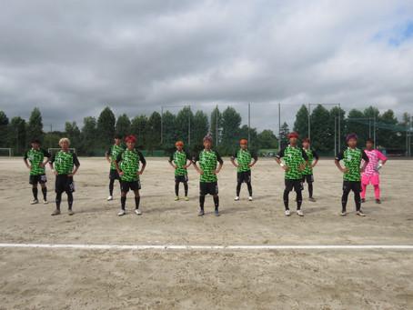 9月6日(日)VS桶川西高校 選手権1次予選1回戦 試合結果
