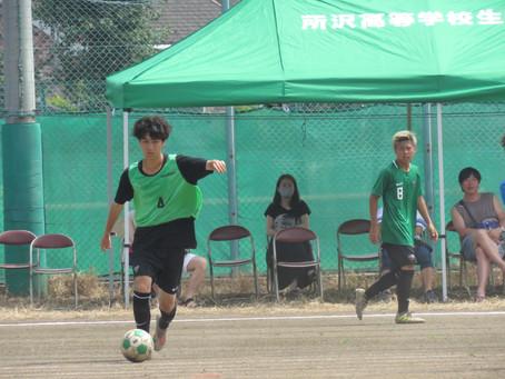 8月10日(月・祝)VS大宮北高校 トレーニングマッチ 試合結果
