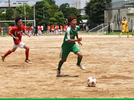 7月31日(土)高円宮杯 JFA U-18 W3-A VS川越工業 試合結果