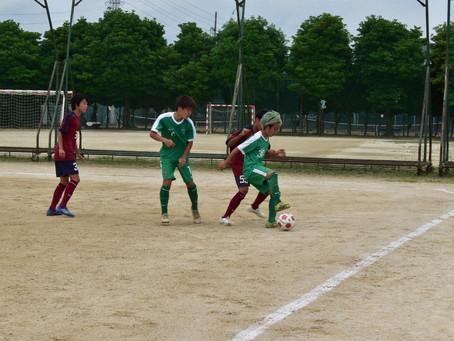 6月27日(日)高円宮杯 JFA U-18 W3-A VSふじみ野Ⅱ 試合結果