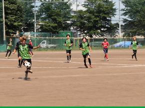 7月24日(土)高円宮杯 JFA U-18 W2-B VS朝霞西Ⅱ 試合結果