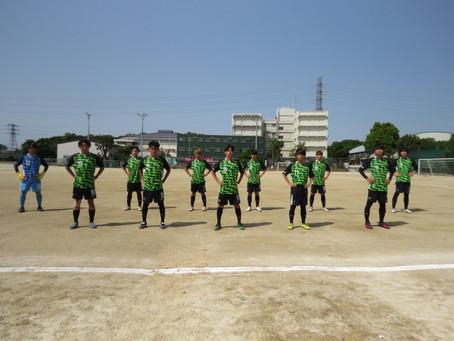 5月4日(火・祝)VSふじみ野高校 学校総体兼高校総体西部地区予選2回戦 試合結果