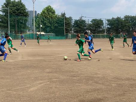 8月17日(月)VS県立浦和高校 トレーニングマッチ 試合結果
