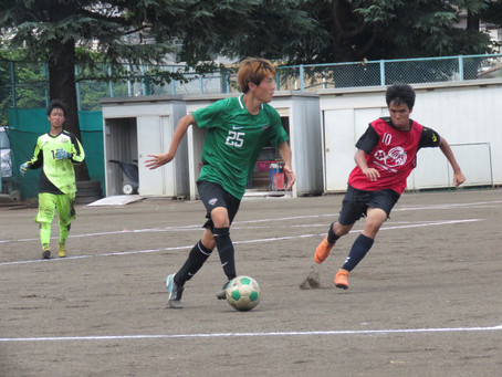 8月13日(木)VS豊岡高校 トレーニングマッチ 試合結果