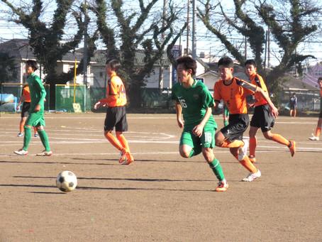 11月28日(土)VS市立浦和 TRマッチ ・ VS秀明 Castilla 西部支部独自リーグ 試合結果
