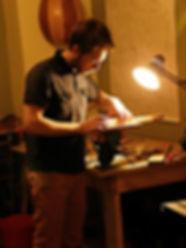 cours de lutherie, luthier montréal, ajustement guitare, fabrication de guitare, réparation de guitare