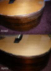 reparation guitare, ajustement guitare, restauration guitare, luthier montreal, basse, ukulele, mandoline, banjo