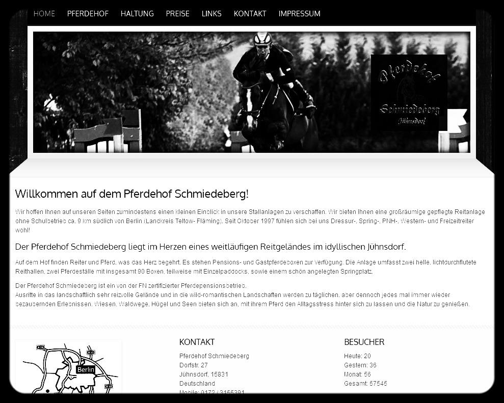 Pferdehof Schmiedeberg