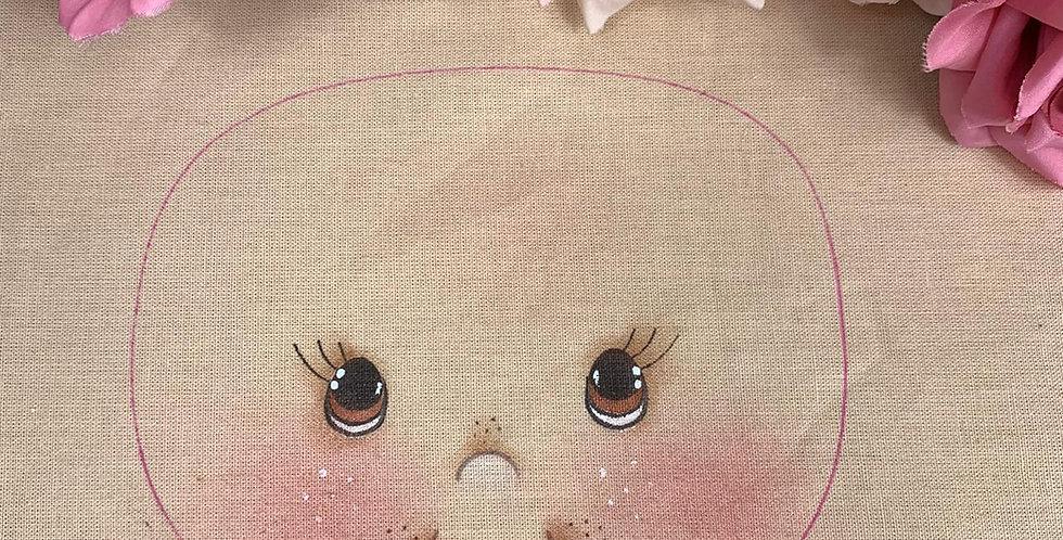 Stencil Moranguinho - Pequeno