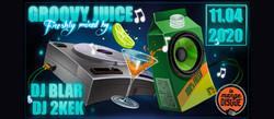 Groovy Juice _ 2kek x Blar _ le mange di