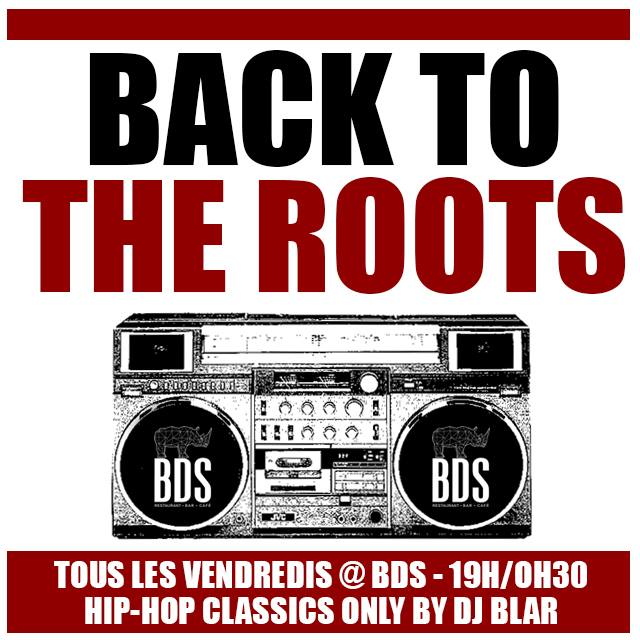 BDS-Back to the roots-dj blar-rennes