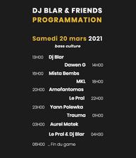 Programmation webmix _ samedi 20 mars 2021