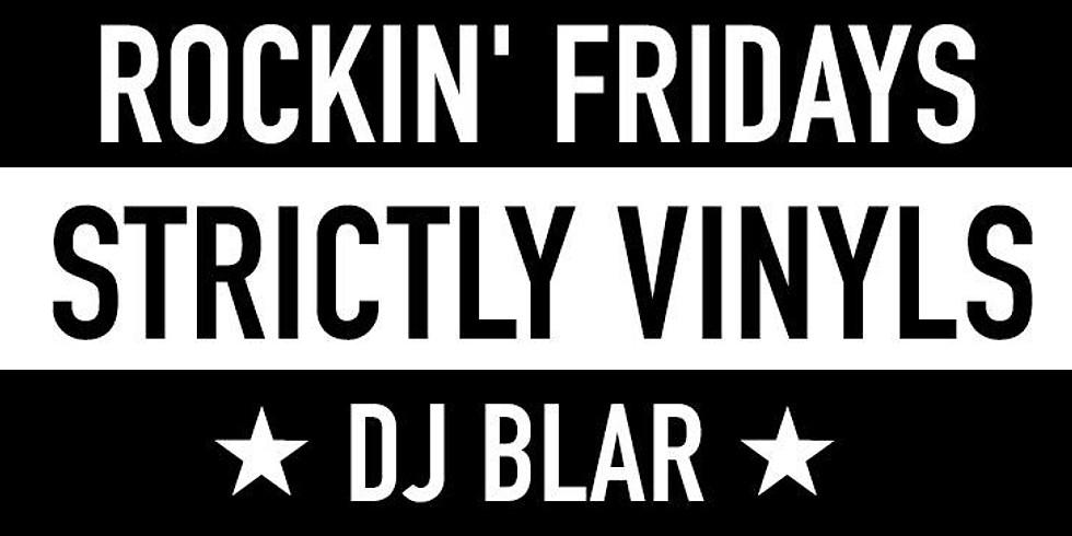★ Rockin' Fridays strictly vinyls  - Hip Hop & Rock ★ #36