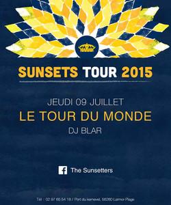 Corona_Sunset Tour 2015_Tour Du Monde_Dj Blar_9 juillet 2015
