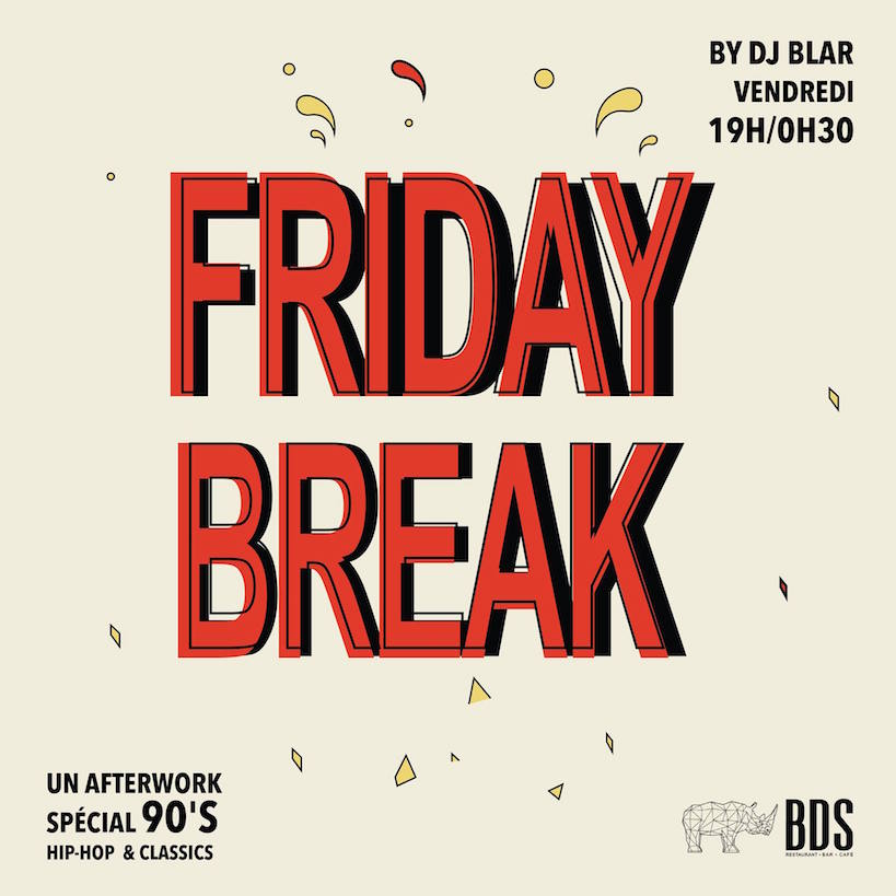 Friday Break BDS Rennes