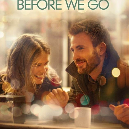 紐約愛未眠 | Before We Go