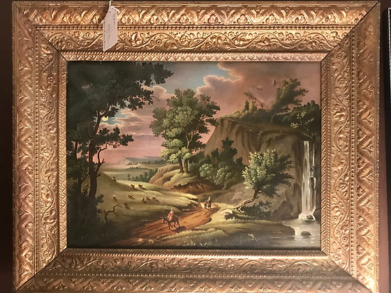 Early 19th Century Landscape Painting