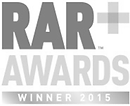 RAR Awards 2015 Winner 2Europe