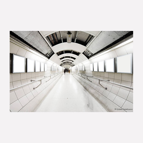 White Tunnel Vision © Cristian Castelnuovo