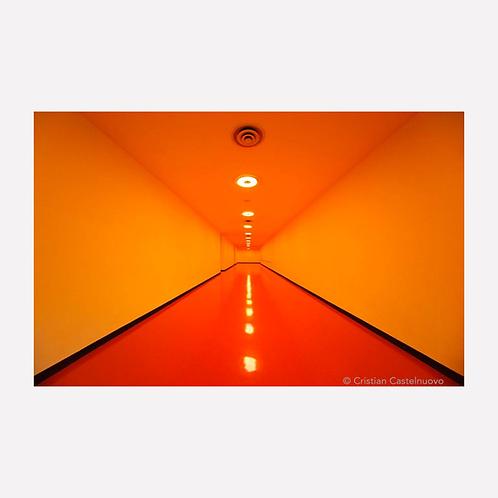 Mondadori Tunnel © Cristian Castelnuovo