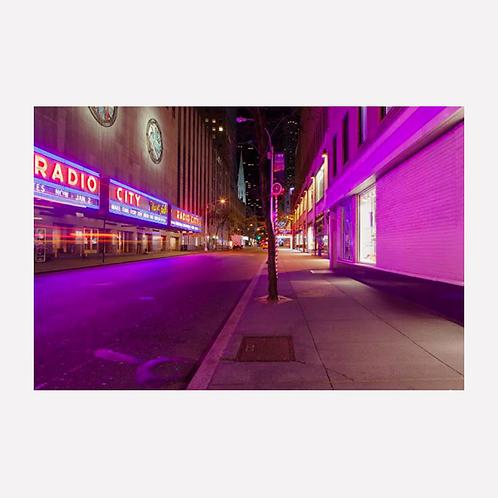 Manhattan Radio City © Cristian Castelnuovo