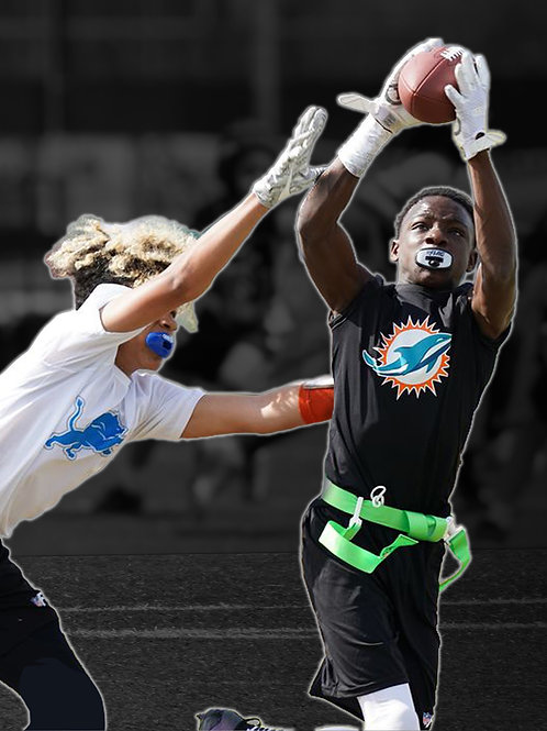 Complete Flag Football Training Sessions (6)