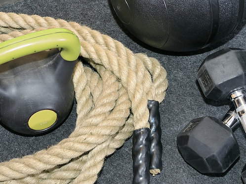5 Strength & Agility Training Sessions