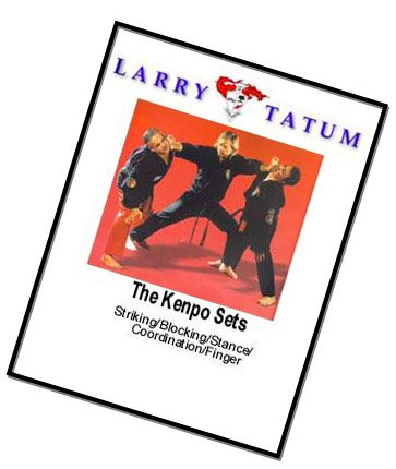 The Kenpo Sets with Master Larry Tatum