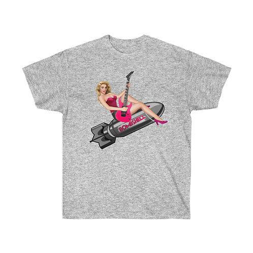 Men's Bombshell T-Shirt -Sport Grey