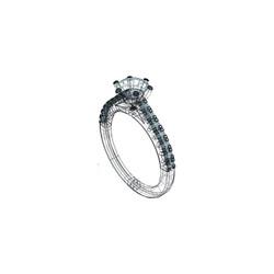 custom jewelry Tucson, diamonds