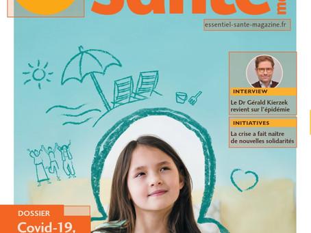 Essentiel Santé Magazine n°58 - Covid 19 et après ?