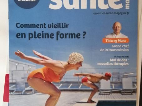 Essentiel Santé Magazine N°55 - Comment vieillir en pleine forme ?