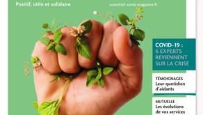 Essentiel Santé Magazine n°59 - Planète : il est temps d'agir !