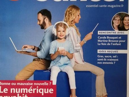 Essentiel Santé Magazine N°56.