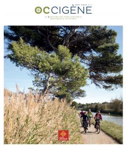 Occigène n°2, le magazine des Parcs naturels régionaux d'Occitanie.