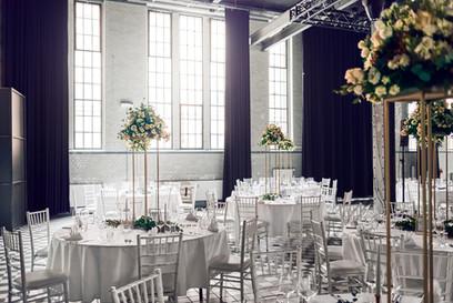 Urbane Hochzeit in der Malzfabrik