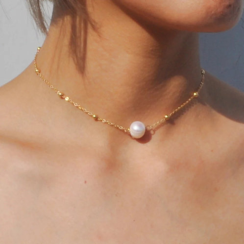 """Perlenliebe""Necklace"
