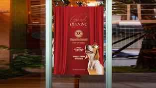 NZ | 2020 | Dog on Restaurant