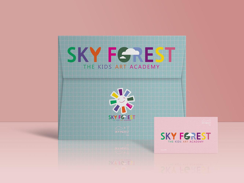 Sky Forest-Envelope Design