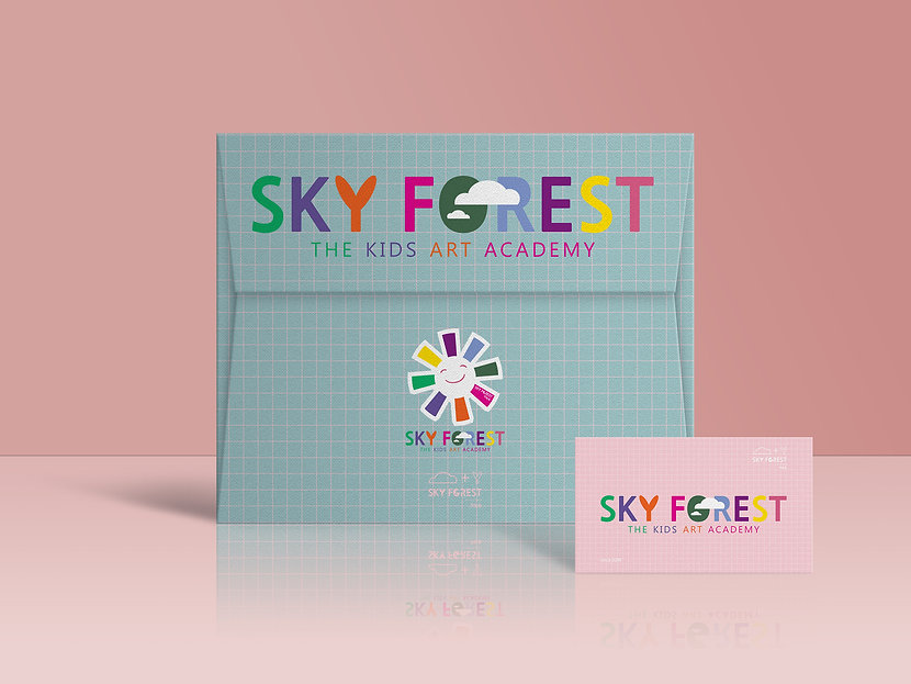 Sky Forest-Envelope Design