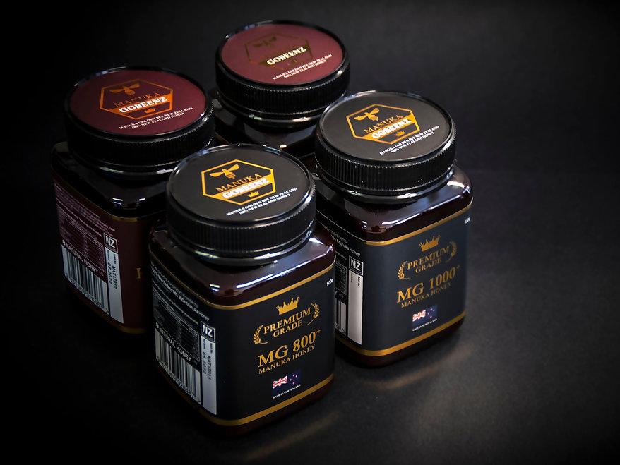 Natural Honey Ltd-Premium Package Design