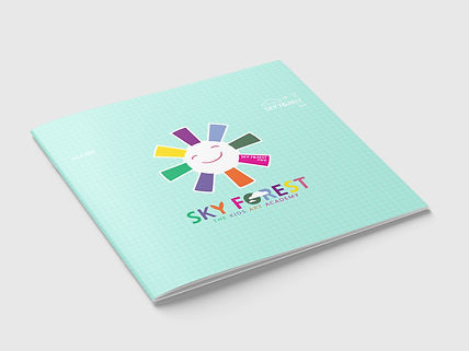 Sky Forest-Catalogue Design