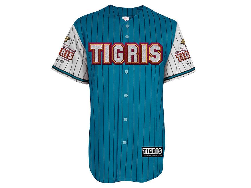 TIGRIS-Baseball Uniform Design