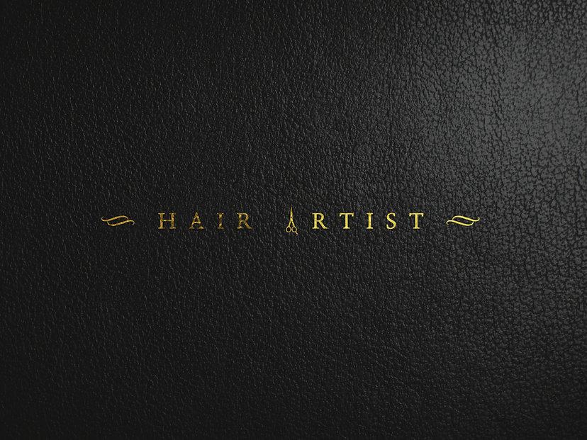 Hair Artist-Logo Design
