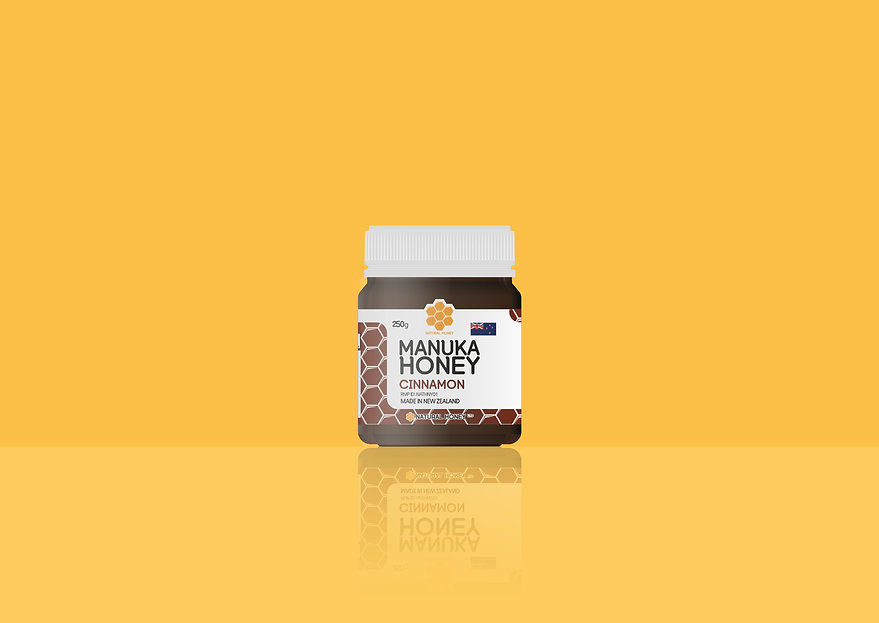 Natural Honey Ltd-Label Design