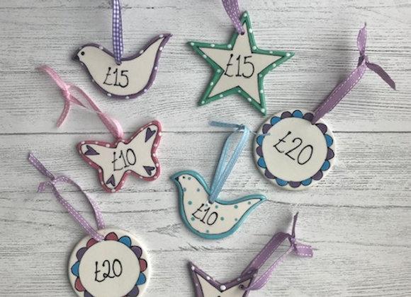 Gift voucher – £15