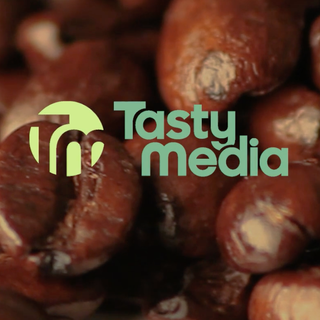 Tasty media logo design