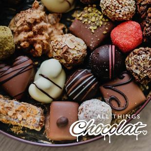 Logo design All things chocolat