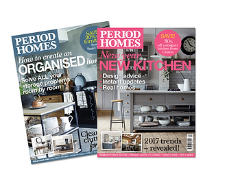 Period Homes magazine cover